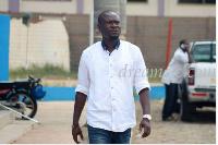 Ashgold coach CK Akunnor