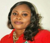 Shirley Naana Ampem was defeated in the December 7 General elections.