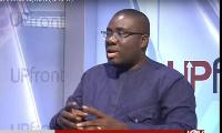 Sammy Awuku, National Youth Organiser of  NPP