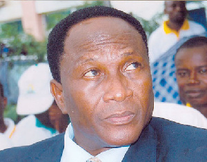 Mr Daniel Syme, Upper East Deputy Regional Minister