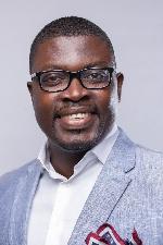 Andrew Ackah, Deputy Chairman Accra Basketball League (ABL)