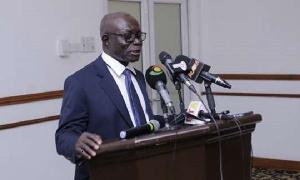 Mr Kwame Asafu Adjei