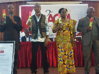 Rex Owusu Marfo aka Rex Omar and twelve (12) other executives have been officially sworn
