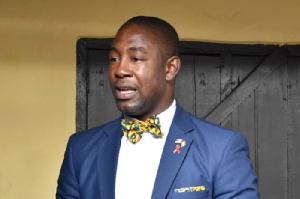 Dr Okoe Boye  MP  Roads