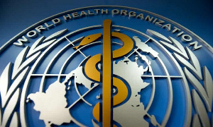 World Health Organization(WHO) logo