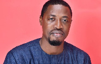 Former Deputy CEO of National Youth Authority, Richard Ebbah Obeng