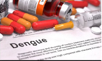 Ghana's risk of an outbreak of dengue fever is high due to its proximity to Burkina Faso