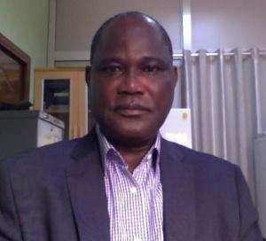 Acting Executive Director of EPA,  John Pwamang