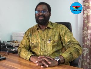 Former Accra Mayor, Oko Vanderpuije