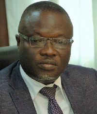 Deputy Minister of Sports, Vincent Oppong Asamoa