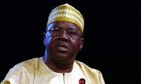 The late, Aliu Mahama was Ghana's Vice President [7th January 2001 to 7th January 2009]