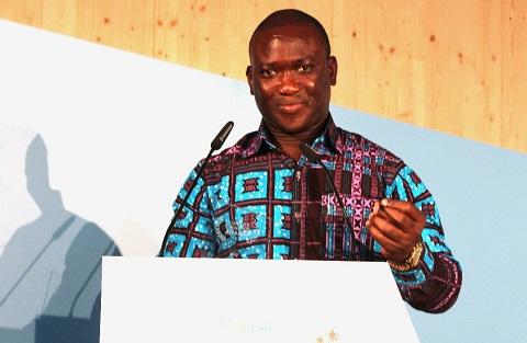 CEO of NPA, Hassan Tampuli
