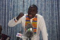Opooman is the Presiding Member of Kumasi Metropolitan Assembly