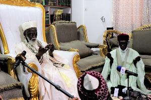 Osmanu Nuhu Sharubutu, Chief Imam of Ghana