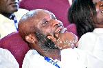 George Afriyie lost the recent GFA elections to Kurt Okraku