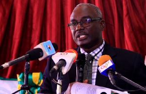 Dr Kodjo Mensah-Abrampah