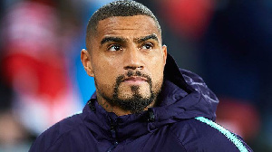 Kevin-Prince Boateng, Ghanaian player
