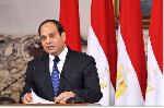 Egypt's president, Abdel Fattah el-Sissi