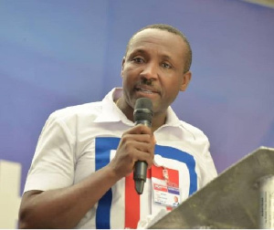 General Secretary of the New Patriotic Party (NPP) John Boadu