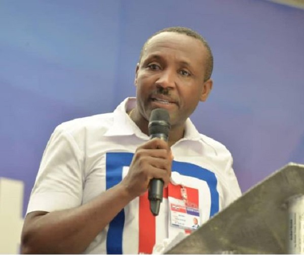 Going independent is like joining our opponents, don't ever come close to us – John Boadu warns NPP members