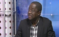 Peter Amewu,Volta Regional Chairman of the New Patriotic Party
