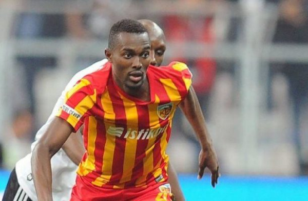 Bernard Mensah gets a big vouch in Galatasaray move