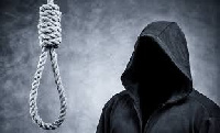 Agbozo was hanged for smuggling drugs into Singapore