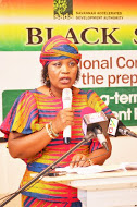 Ms. Helen Adjoa Ntoso, Volta Regional Minister
