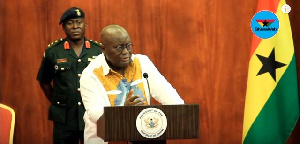 Akufo-Addo said it was one of many steps towards building a more capable workforce