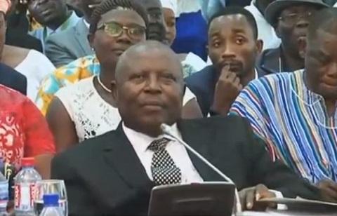 Special Prosecutor nominee, Martin Amidu