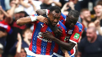 Jordan Ayew also scored for Palace in their 2-1 win at Manchester United