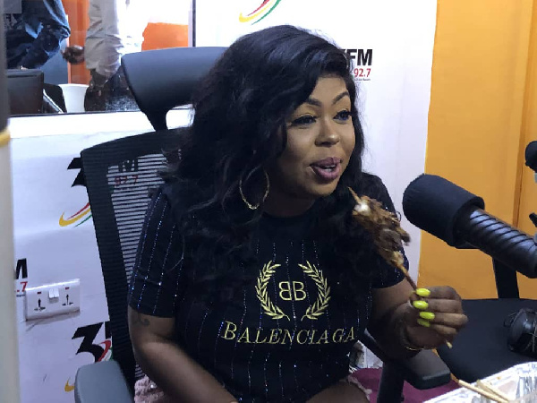 I was invited for private lunch with Cardi B, not a 'meet and greet' session – Afia Schwarzenegger