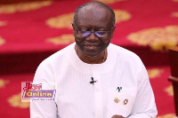 Mr. Ken Ofori-Atta, Minister of Finance