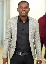 Sports Journalist Evans Amewugah