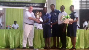 Armed Forces SHS wins engineering contest