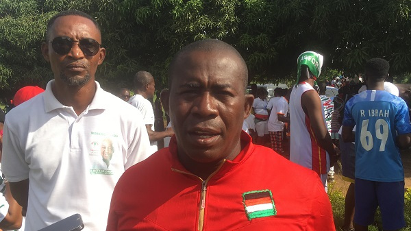 We're not ready for trouble on December polls - Akatsi North NDC Chairman