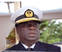 Captain Paapa Nsuako-Owiredu, Director at the Ghana Maritime Authority (GMA)