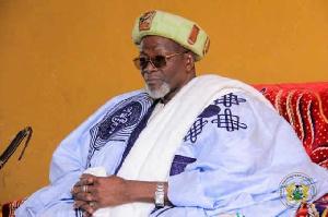 Dagbon overlord, Ya-Naa Abukari Mahama II