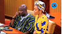 Zanetor Rawlings is Member of Parliament for Korle-Klottey