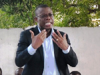 Fifi Fiave Kwetey, Minister for Transport