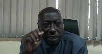 Kwame Owusu, Director-General of Ghana Maritime Authority