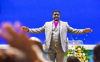 Bishop Agyinasare was impacted by Dr Cerullo's  ministry