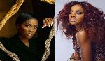 Nigerian musicians Tiwa Savage and Seyi Shay