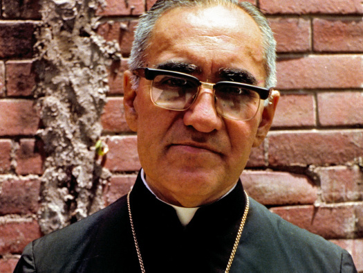 Archbishop Romero is revered across Latin America as a champion of the poor
