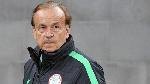 Super Eagles coach Gernot Rohr