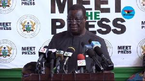 Minister for Roads and Highways, Kwasi Amoako-Atta