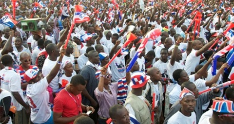 File photo of NPP delegates