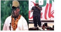 Jewel Ackah, Highlife artiste and Former President John Mahama
