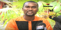 Razak Kojo Opoku,suspended General Secretary of the All People's Congress (APC)