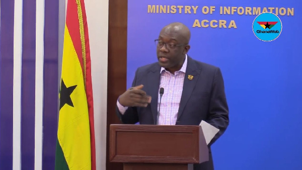 We'll overcome new challenges in Galamsey fight – Oppong Nkrumah
